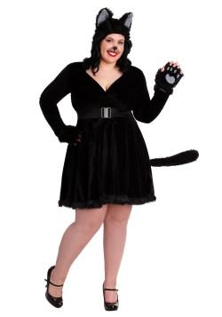 Upscale Child Black Kitty Hoodie Child Black Kitty Hoodie Halloween