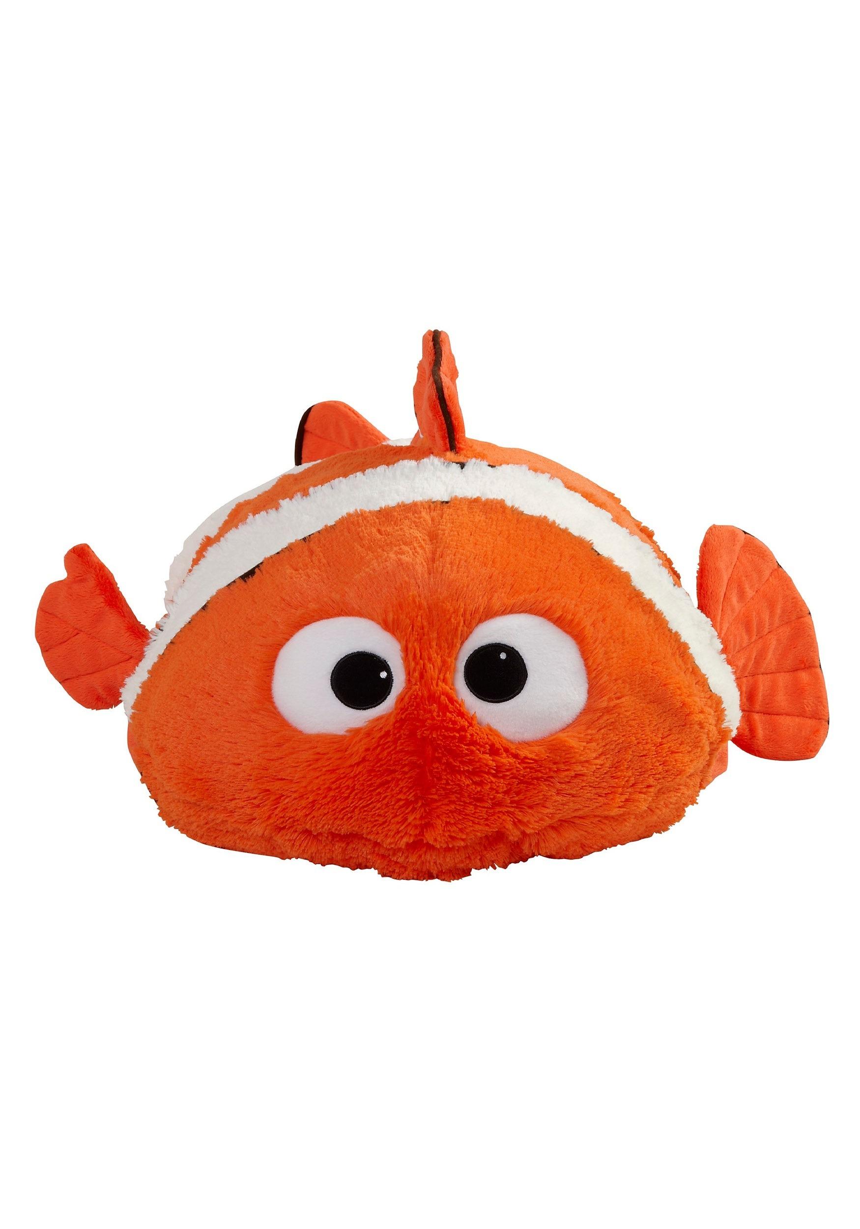 Finding Nemo Jumbo Pillow Pet From Disney Pixar