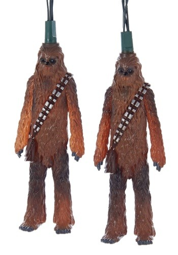 Chewbacca Christmas Light String