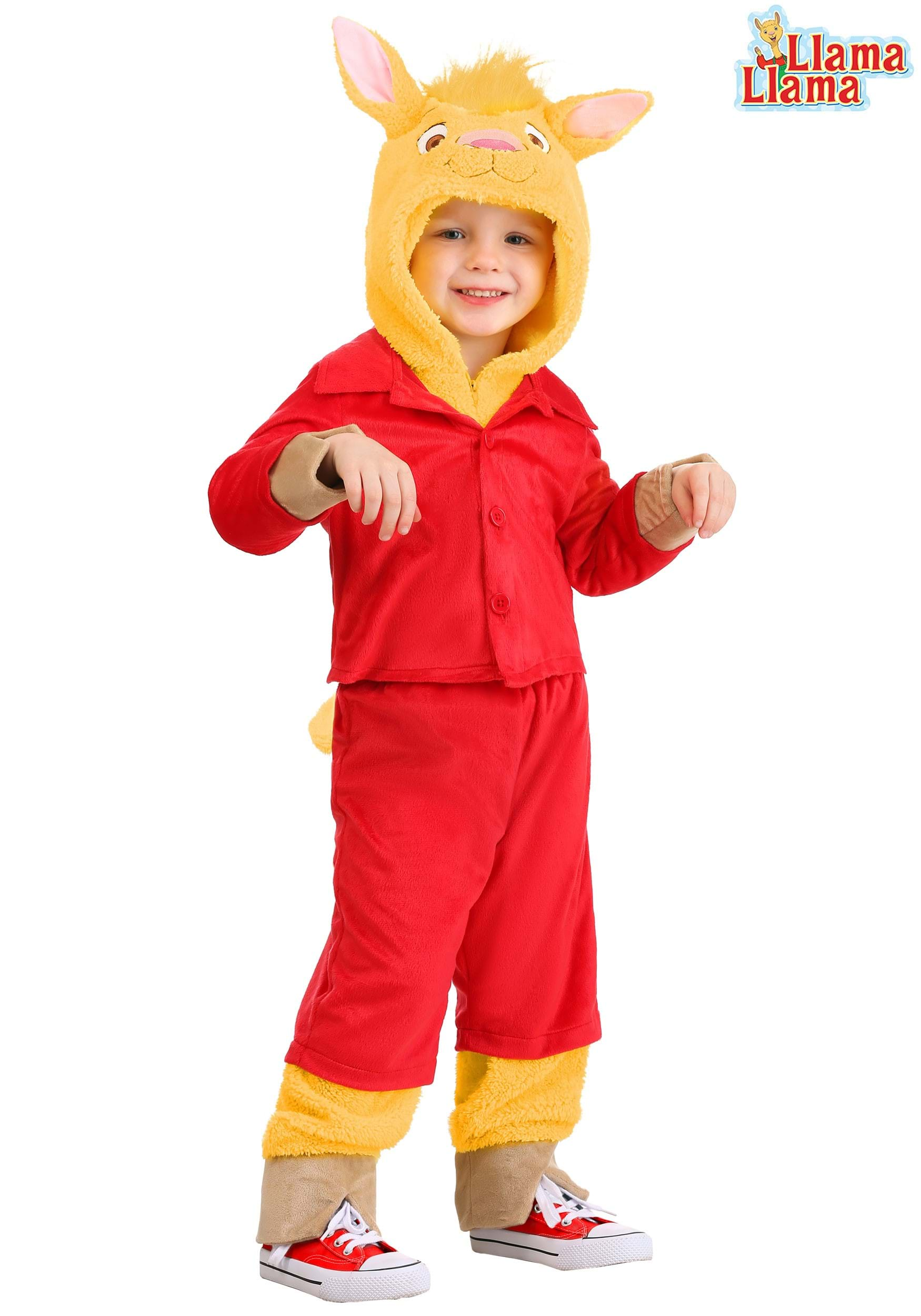 Llama Llama Red Pajama Costume For Toddlers