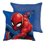 2 Pack Squishy Spiderman Decorative Pillows