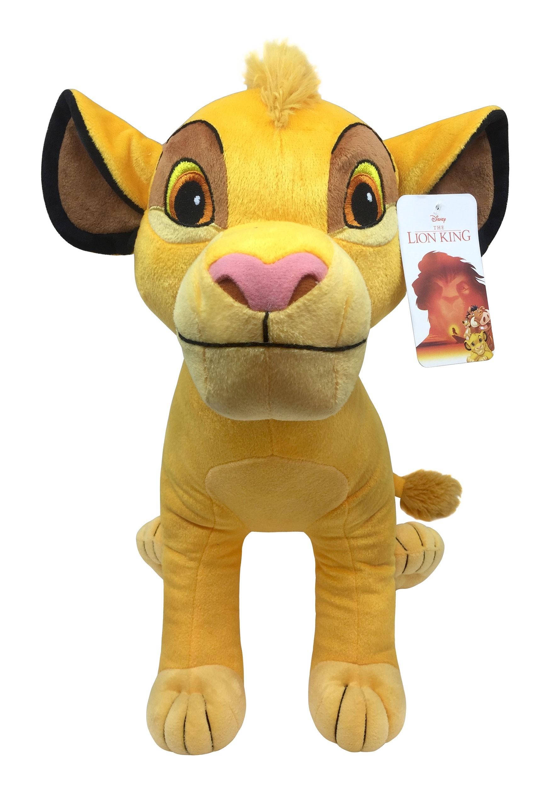 Simba Lion King Pillowbuddy