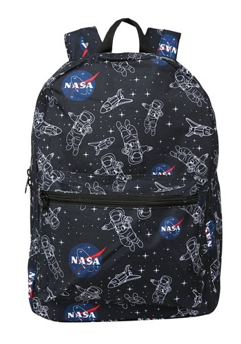 NASA Backpack Astronaut Space Print
