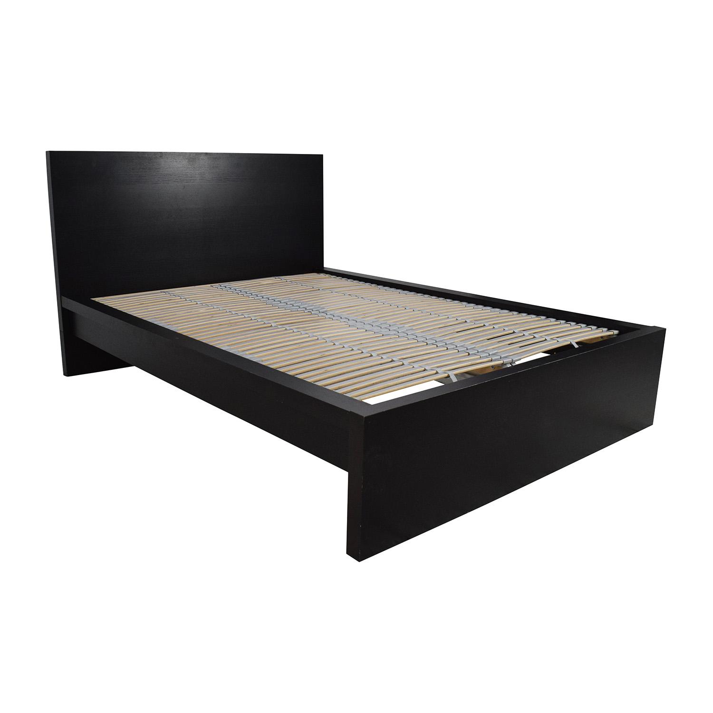 77 OFF IKEA IKEA Full Bed Frame With Adjustable Slats
