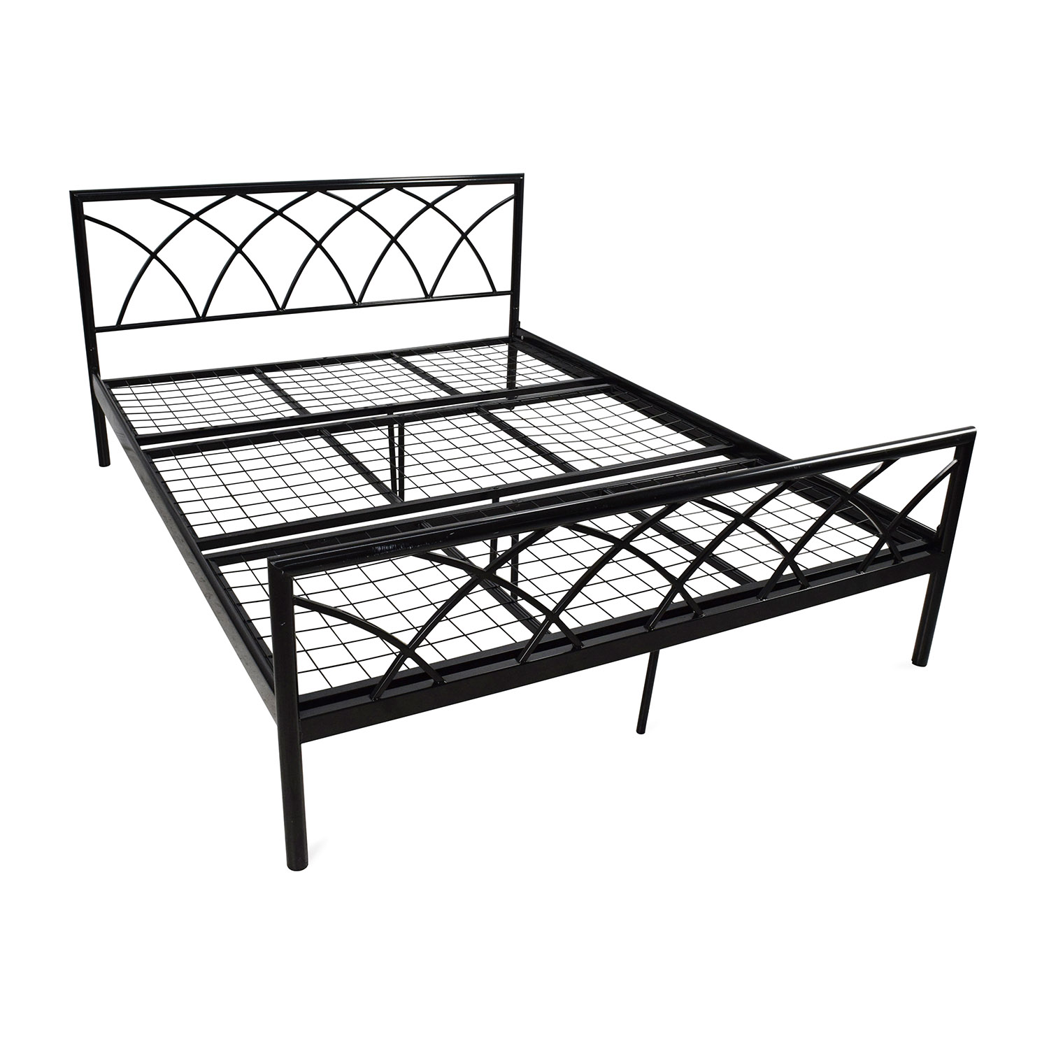 Bed And Bed Frame For Sale