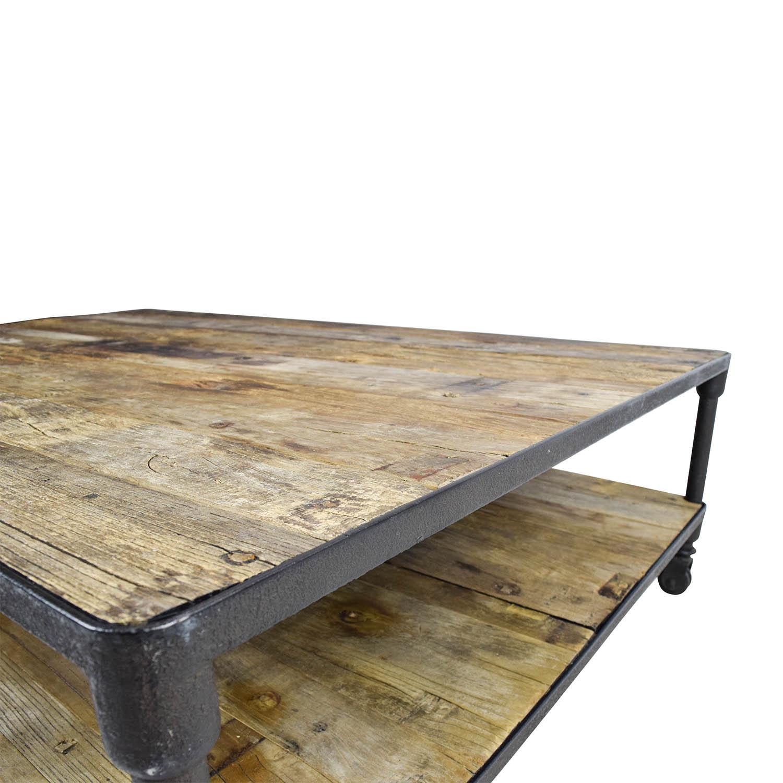 Metal Coffee Table Sets