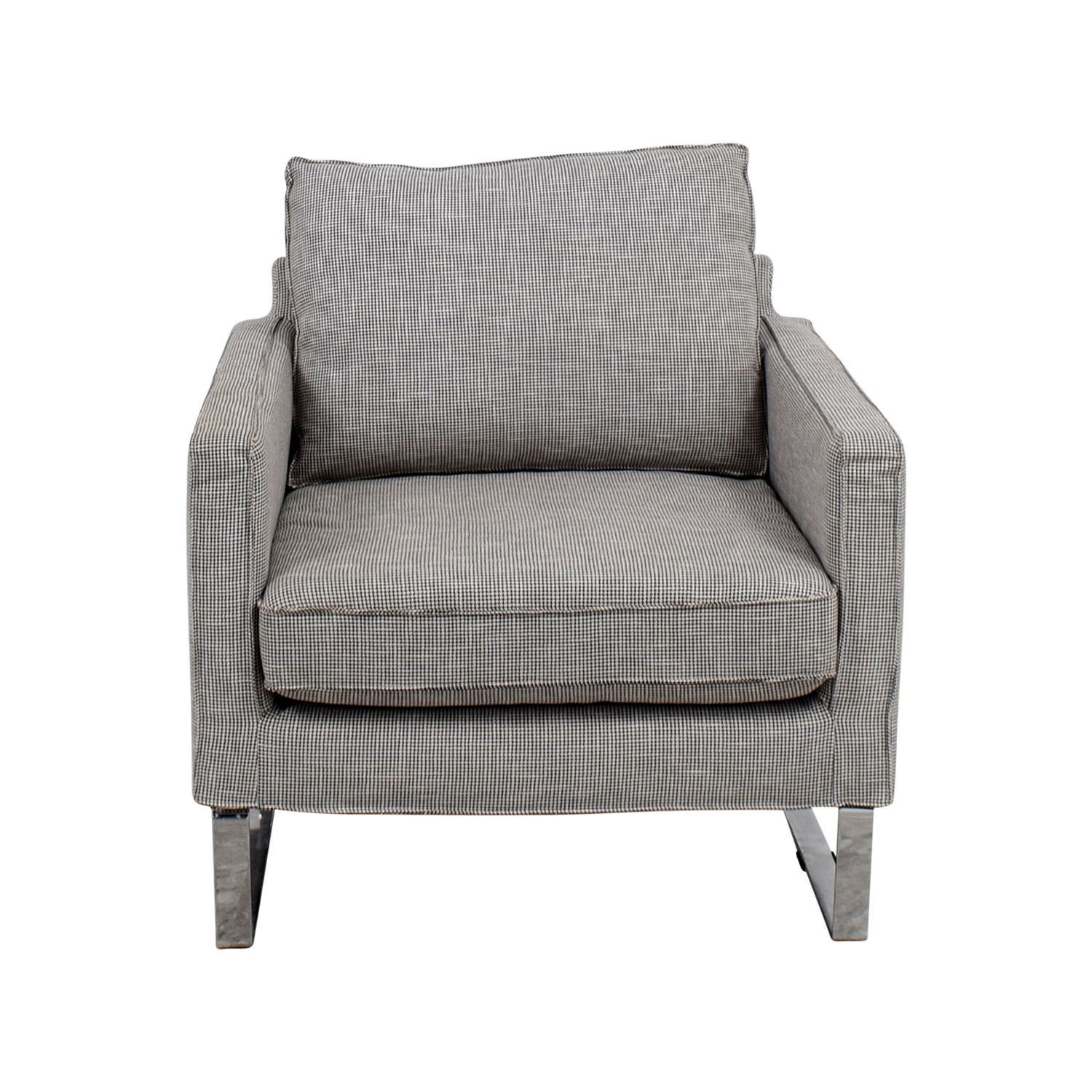 ikea ikea mellby dogtooth accent chair price
