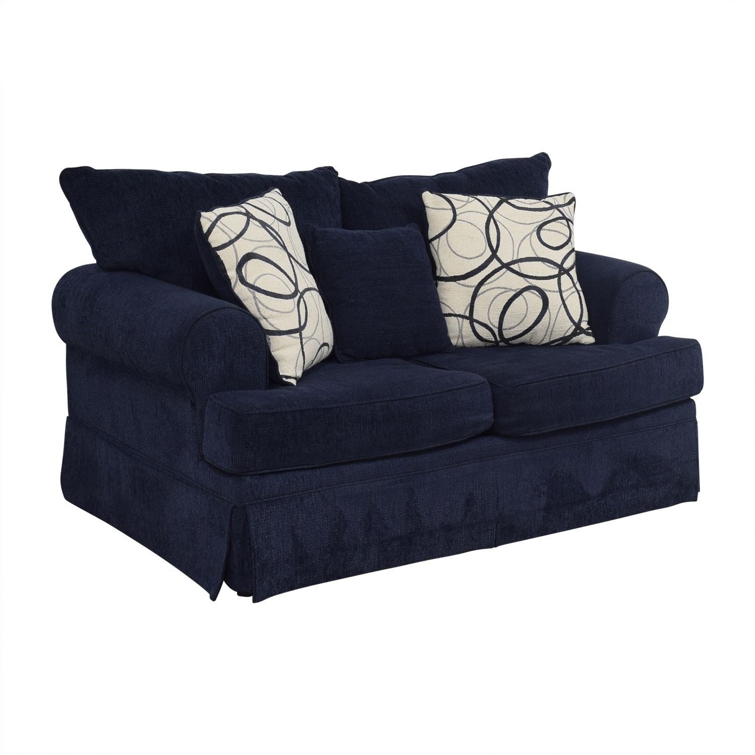 84 OFF Bobs Furniture Bobs Furniture Mystic Navy