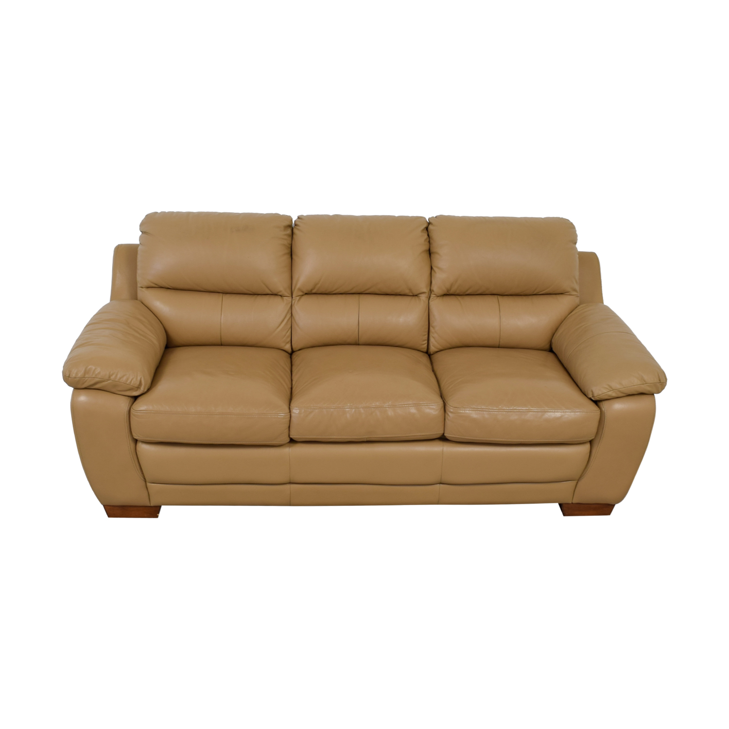 Sale Leather Loveseat Sofa And