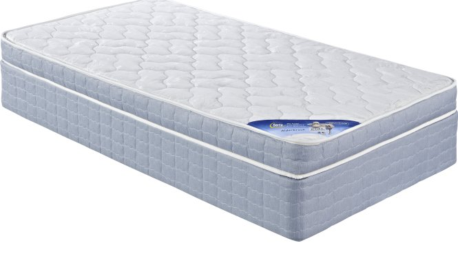 Serta Alderbrook Twin Mattress Set