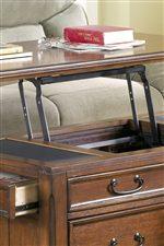 Signature Design By Ashley Woodboro Rectangular End Table