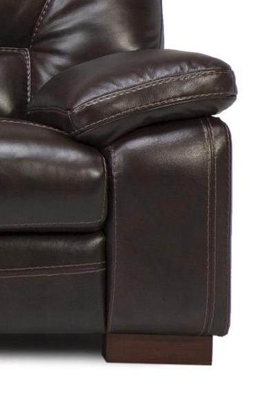 Dante Leather 7513 Sofa With Contrast Stitching Sprintz  sc 1 st  Centerfieldbar.com & leather sofa nashville | Centerfieldbar.com islam-shia.org