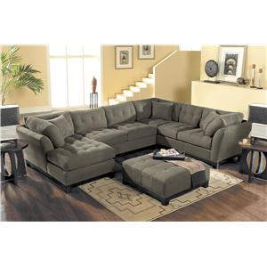 hm richards metropolis tufted sectional