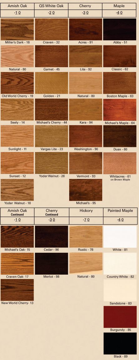 Daniels Amish Furniture Rotmans Furniture And Carpet