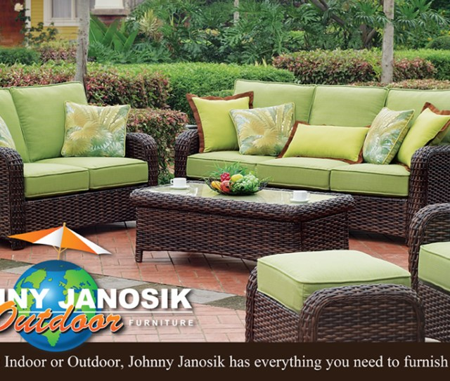 Outdoor Furniture At Johnny Janosik