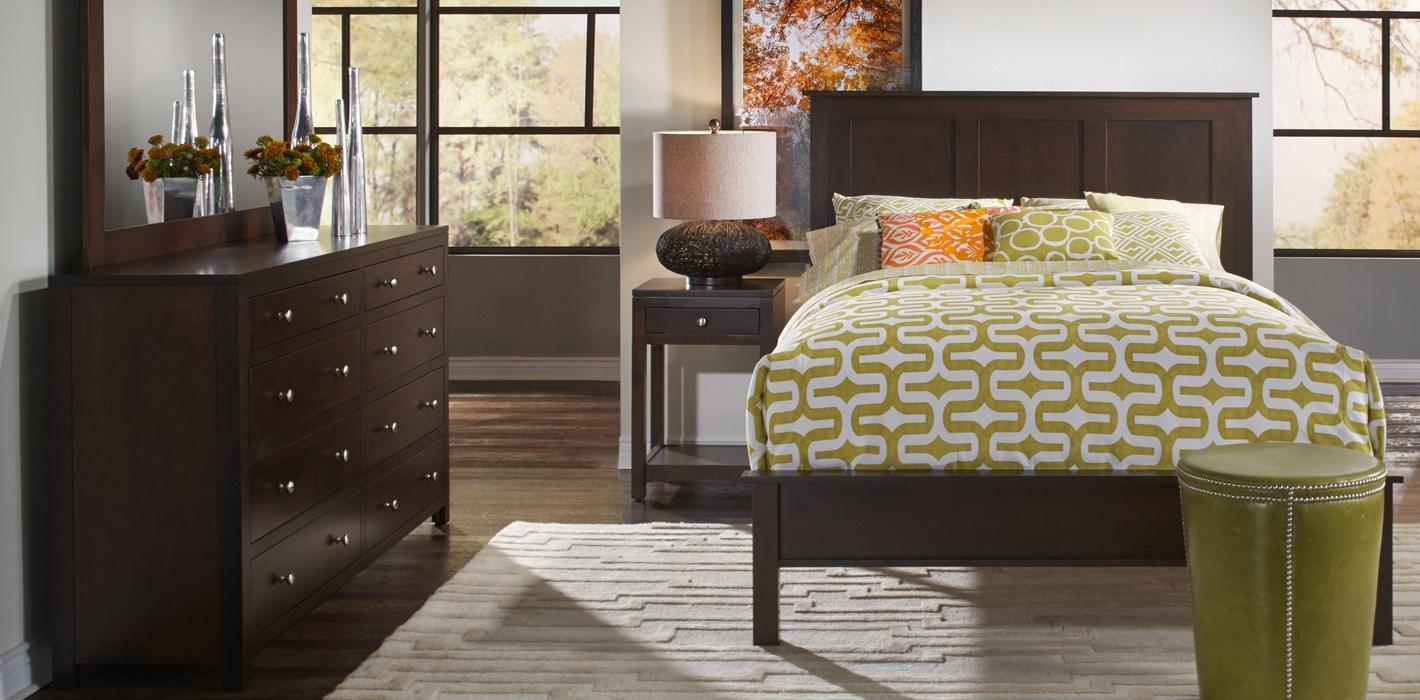Daniel S Amish Custom Bedroom Furniture