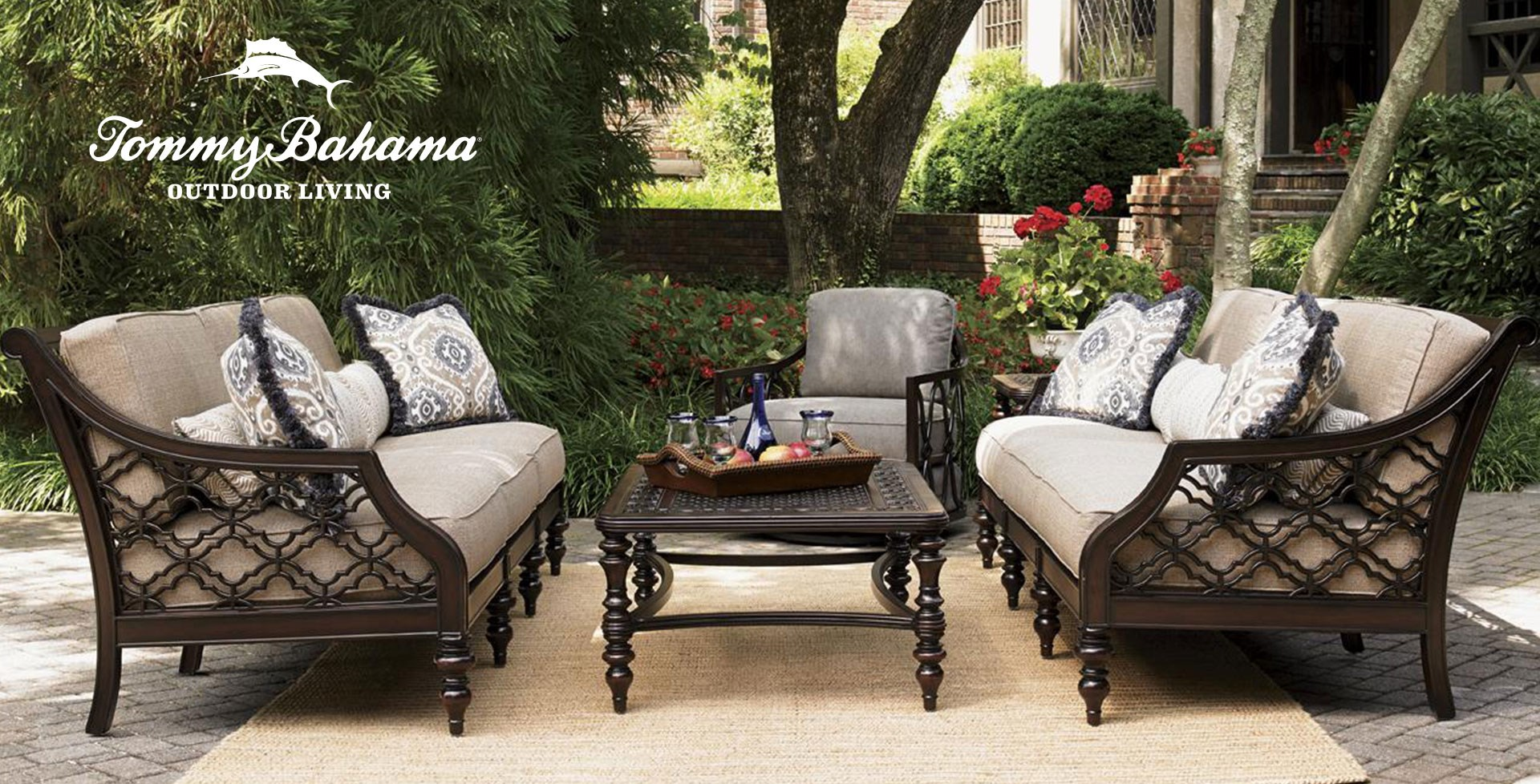 tommy bahama outdoor living at baer s