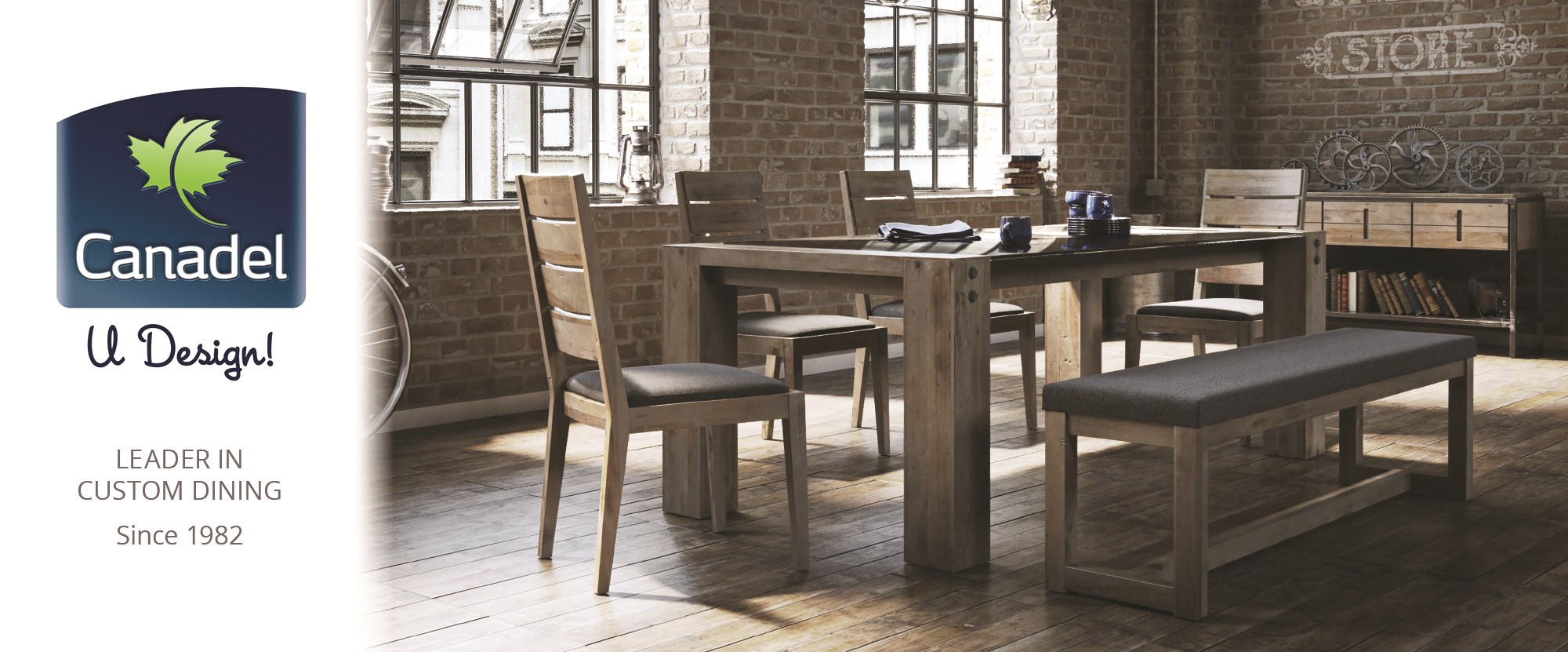 Canadel Custom Dining Furniture At Darvin Furniture