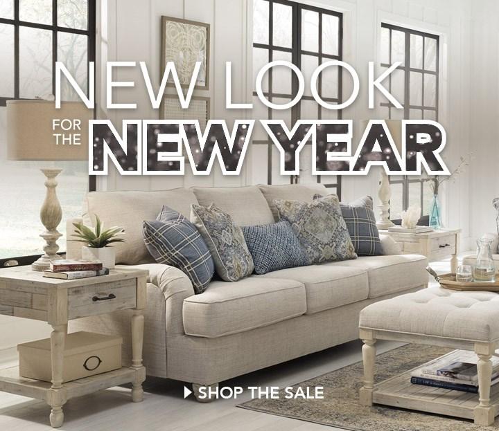 new year furniture sale