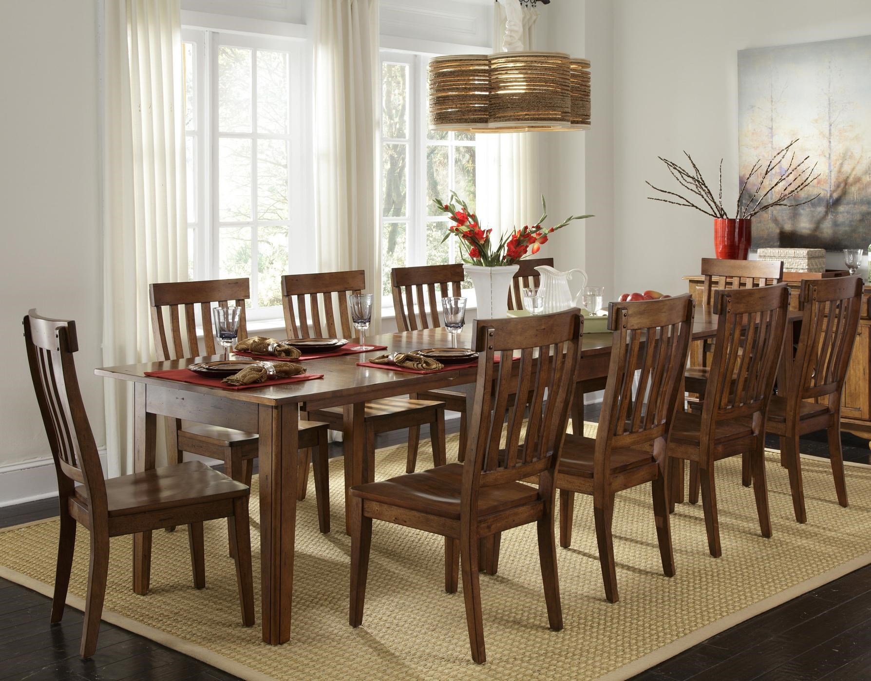 dining room furniture van hill