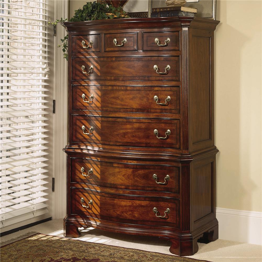 American Drew Cherry Grove 45th 791 230 8 Drawer Dresser