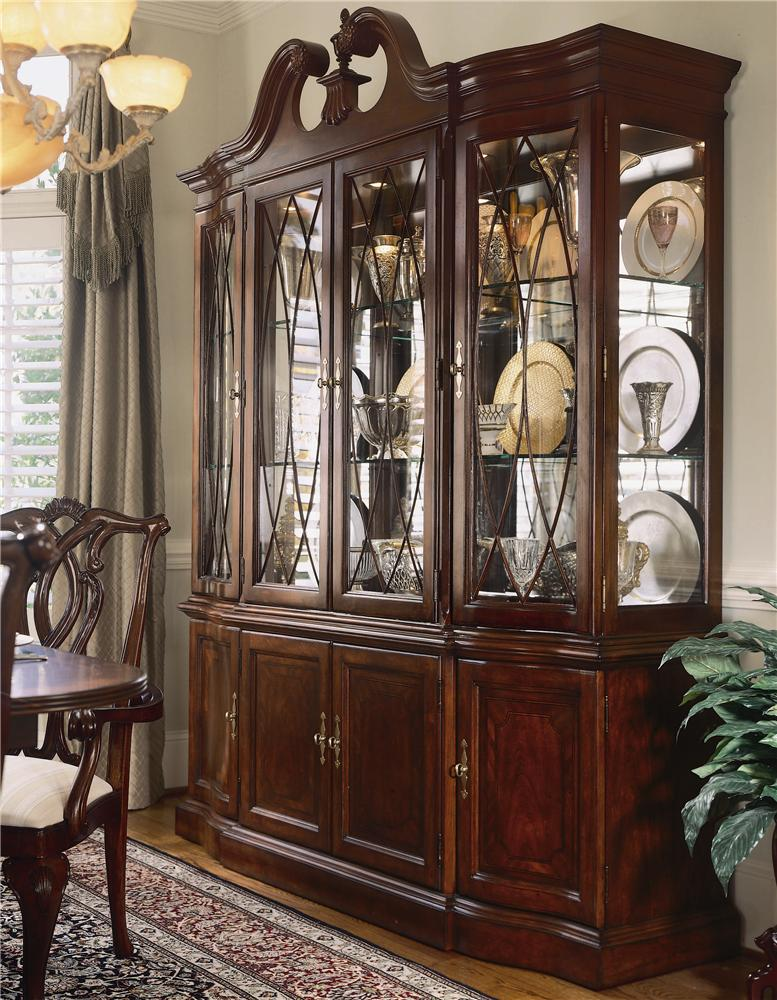 American Drew Cherry Grove 45th China Cabinet With