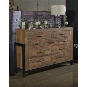 Ashley Furniture B775 Sommerford Queen Storage Bed