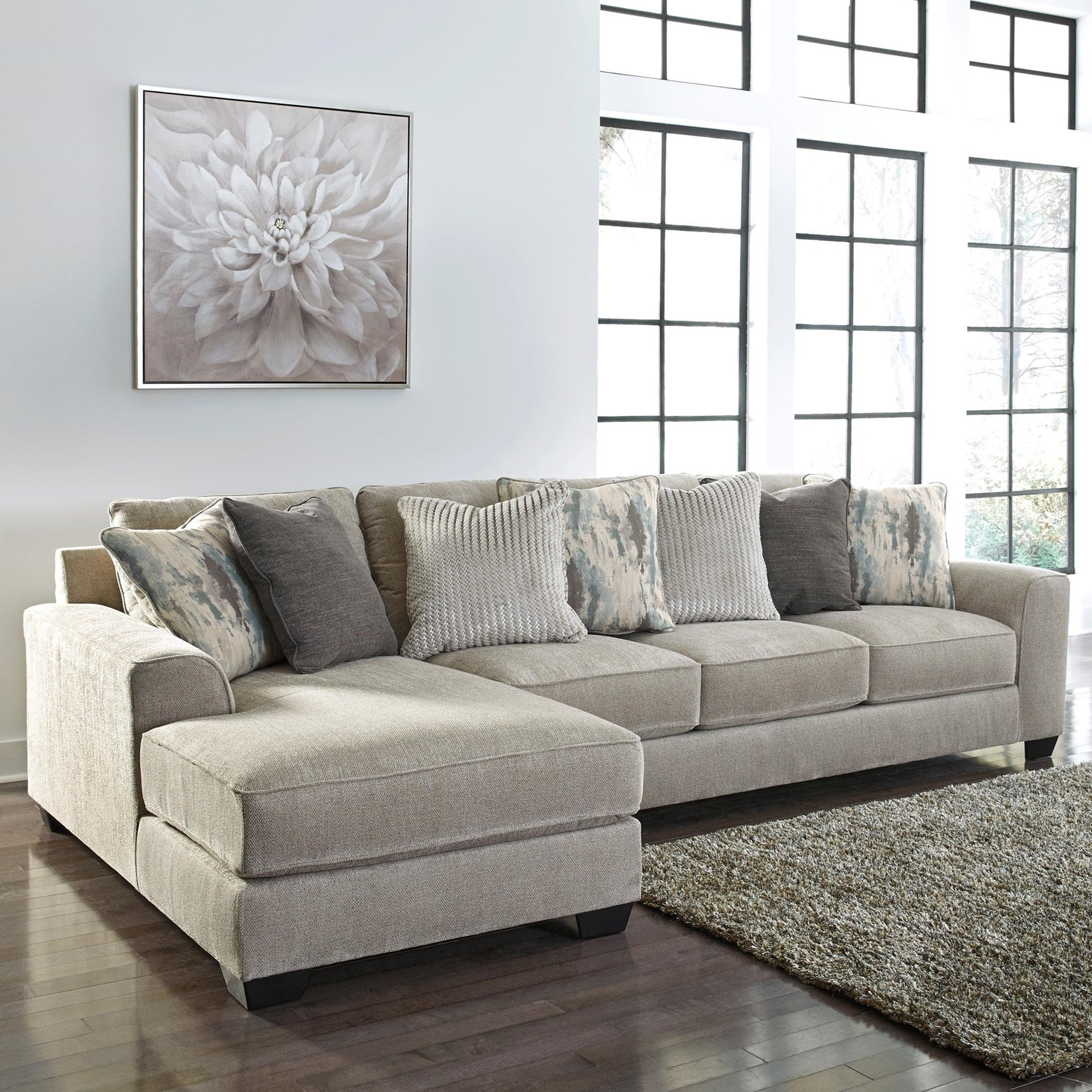 ardsley 2 piece sectional with left chaise