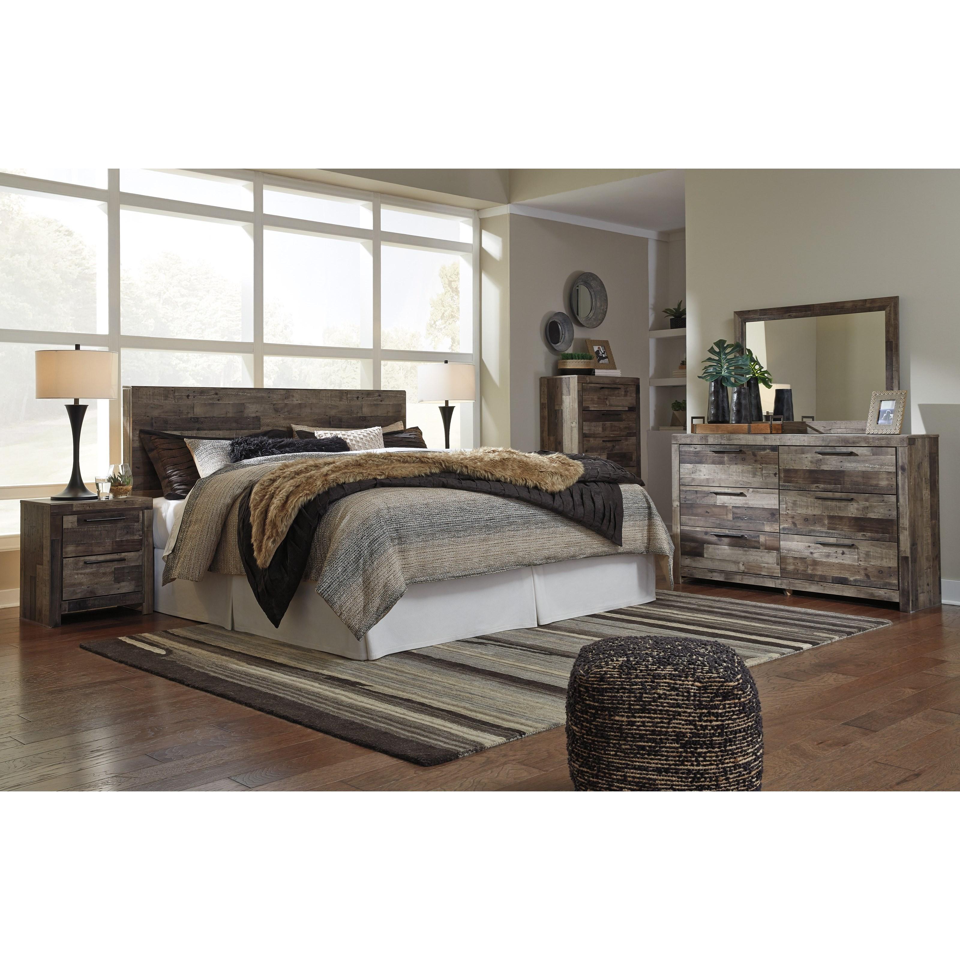 Benchcraft Derekson King Bedroom Group Darvin Furniture