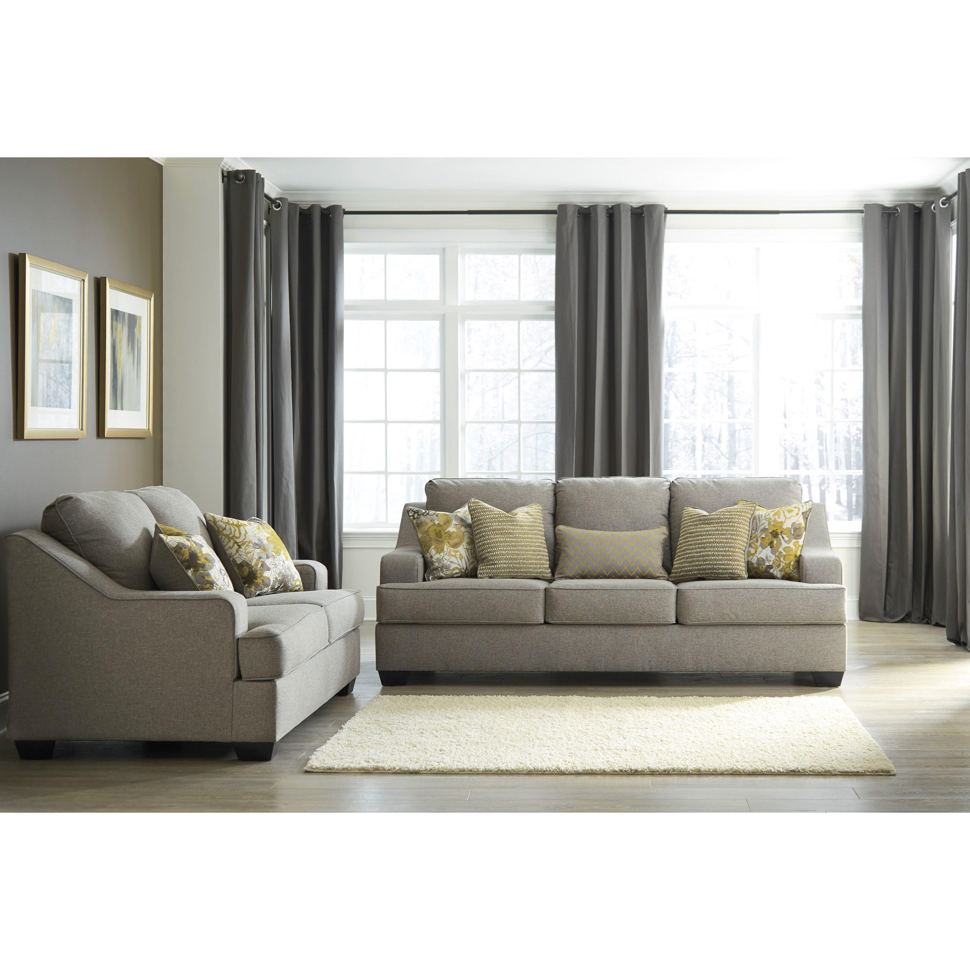 JB King Mandee 93404 Living Room Group 1 Stationary Living