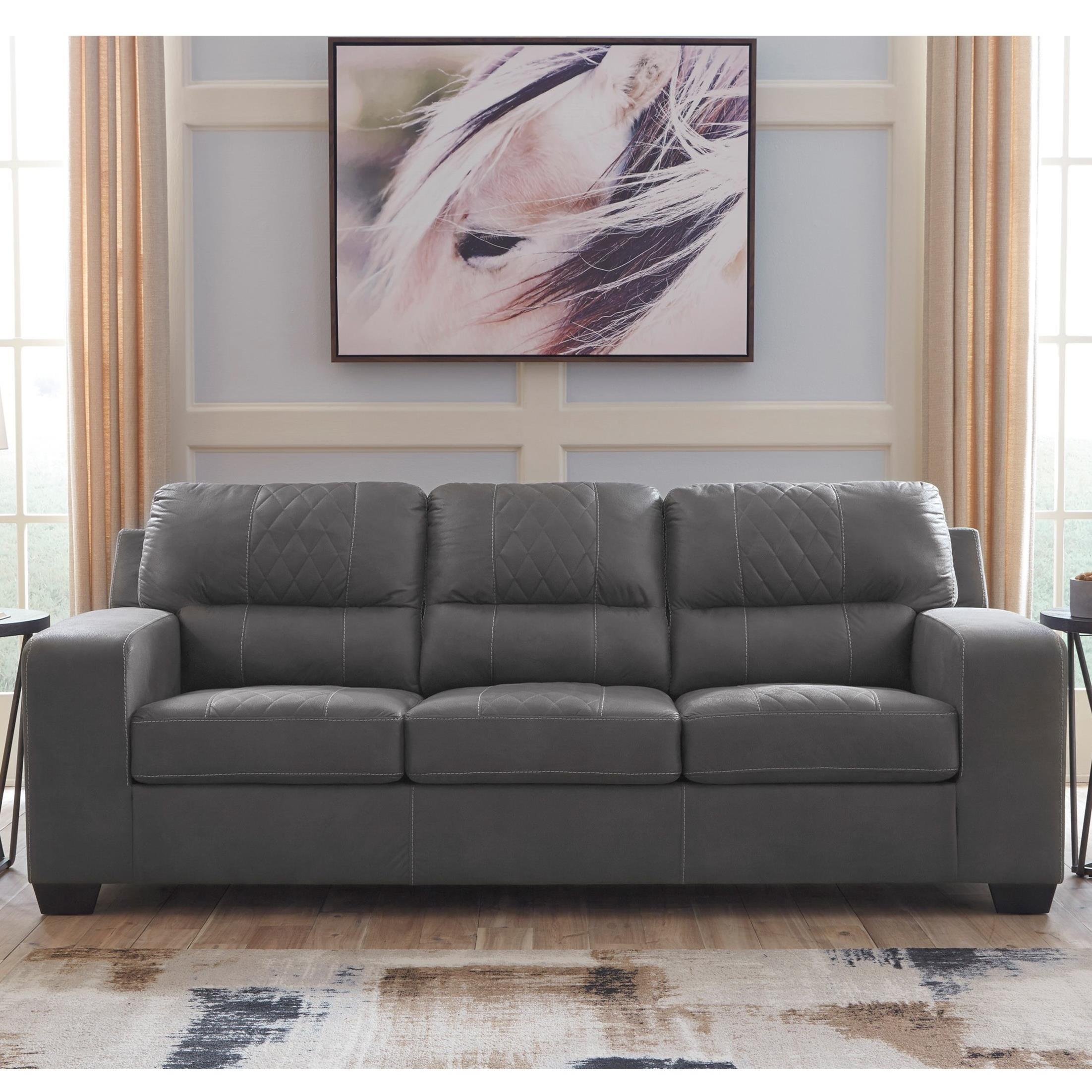 Benchcraft Narzole 7440138 Contemporary Sofa Sam Levitz