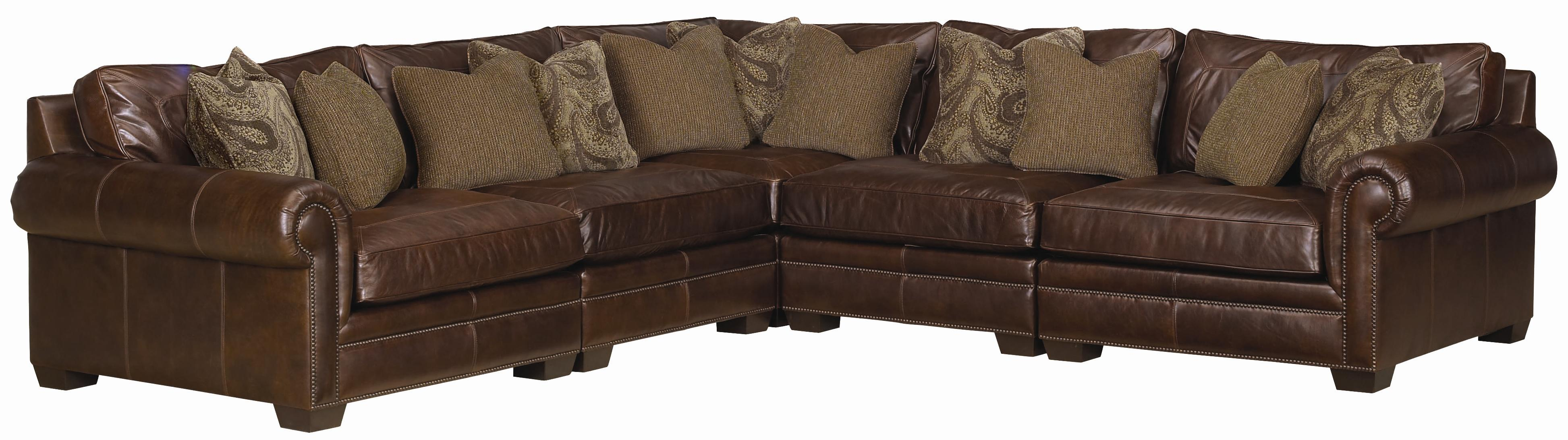 Bernhardt Grandview 5 Piece Traditional Sectional Sofa Dream Home Furniture Sectional Sofas