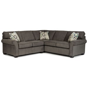 two piece sectional with corner sofa