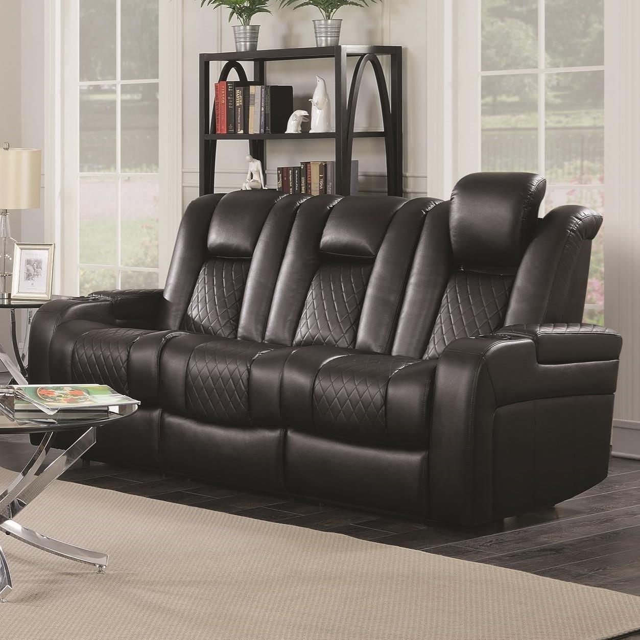 Delangelo Power Reclining Sofa
