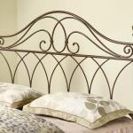 Coaster Iron Beds And Headboards Full Queen Brown Metal Headboard Value City Furniture Headboards