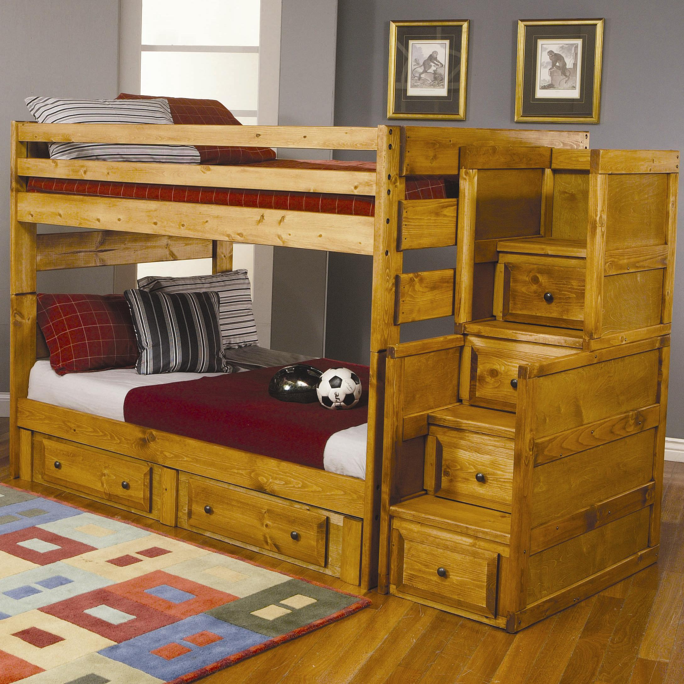 wrangle hill full bunk bed
