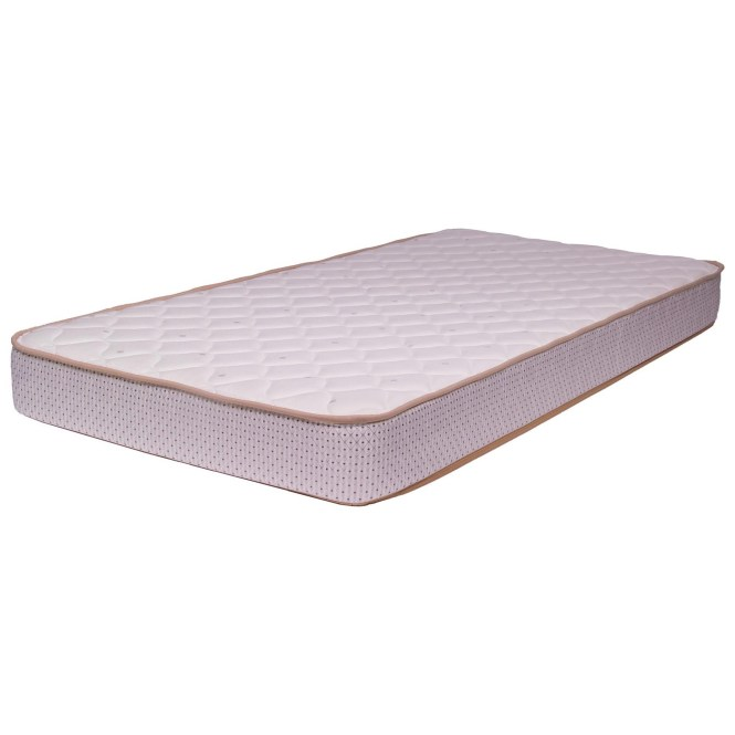 Spring Air 1000 Crazy Quilt Foam Twin 6 1 2 Mattress Item