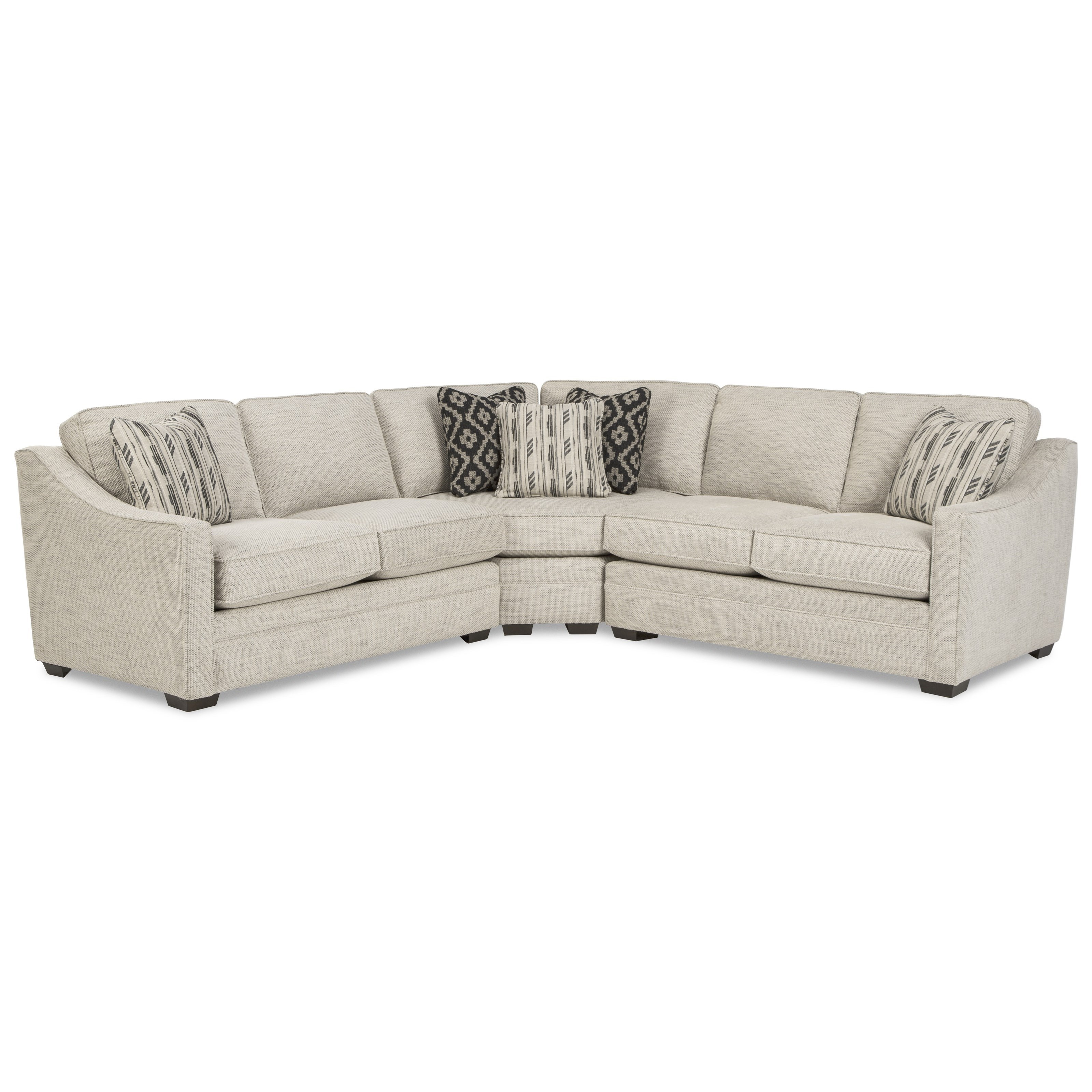 f9 custom collection customizable 3 piece sectional