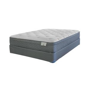 Englander Christina Euro Top Full Mattress Foundation
