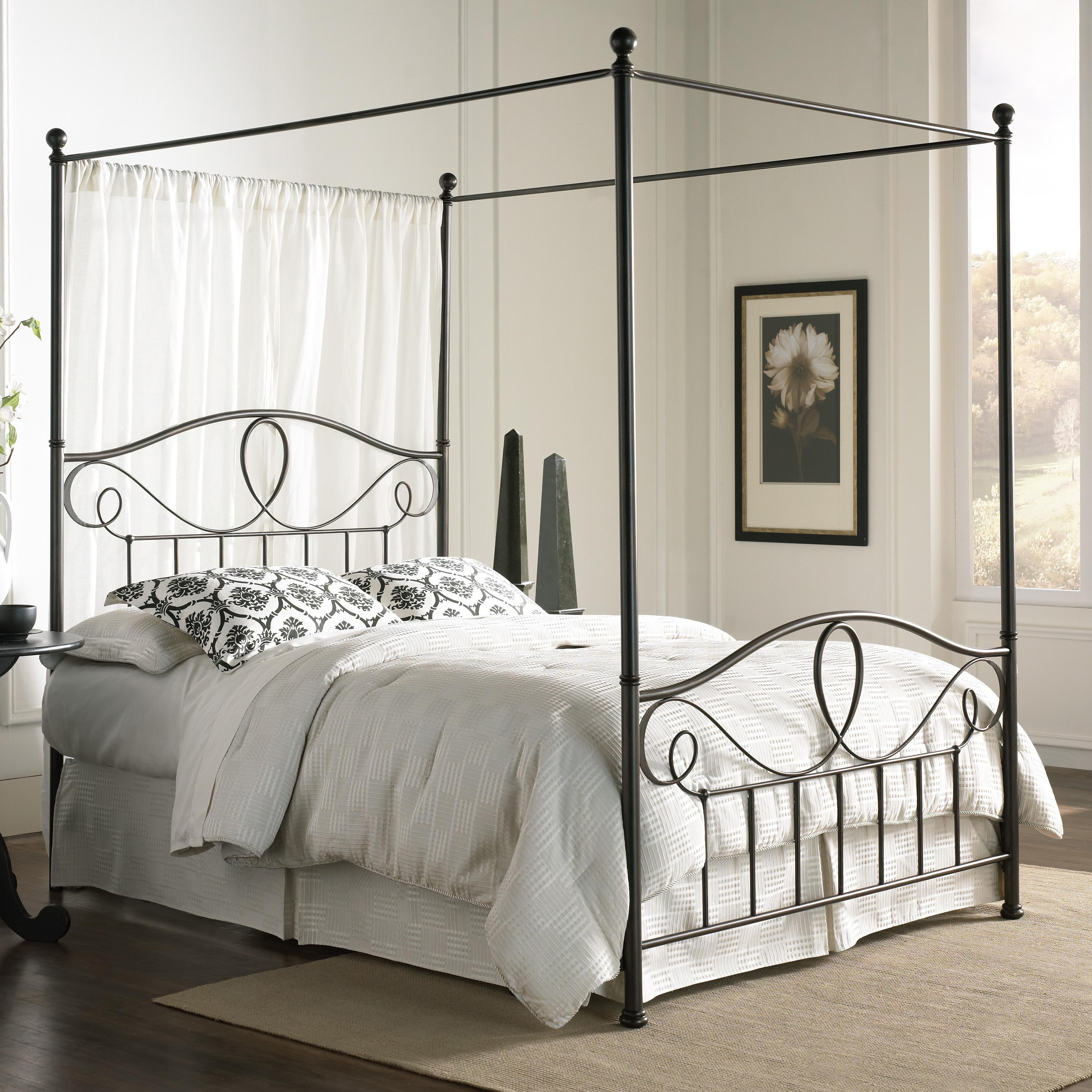Fashion Bed Group Canopy Beds California King Sylvania