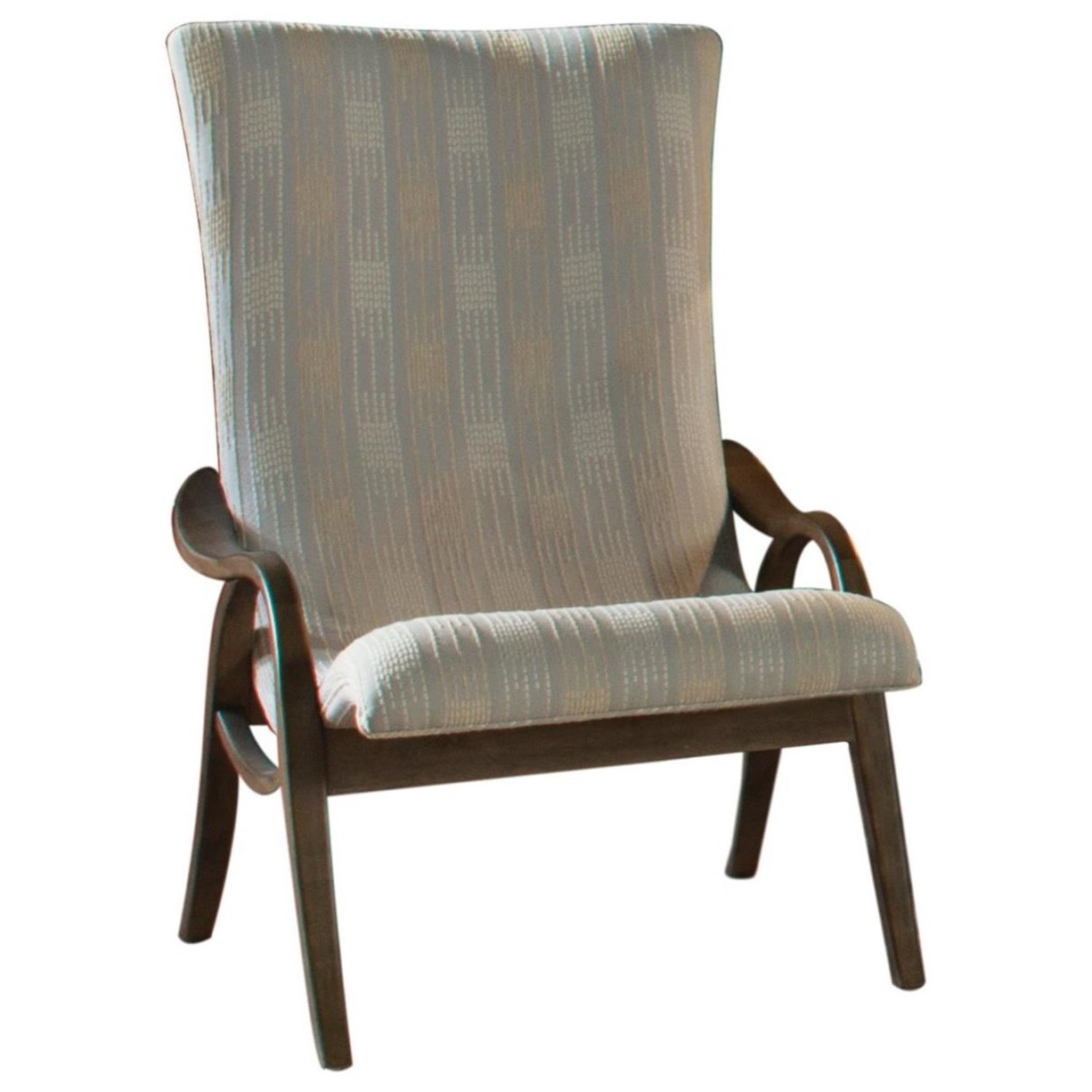 Fine Furniture Design Protege Miles Danish Sling Chair
