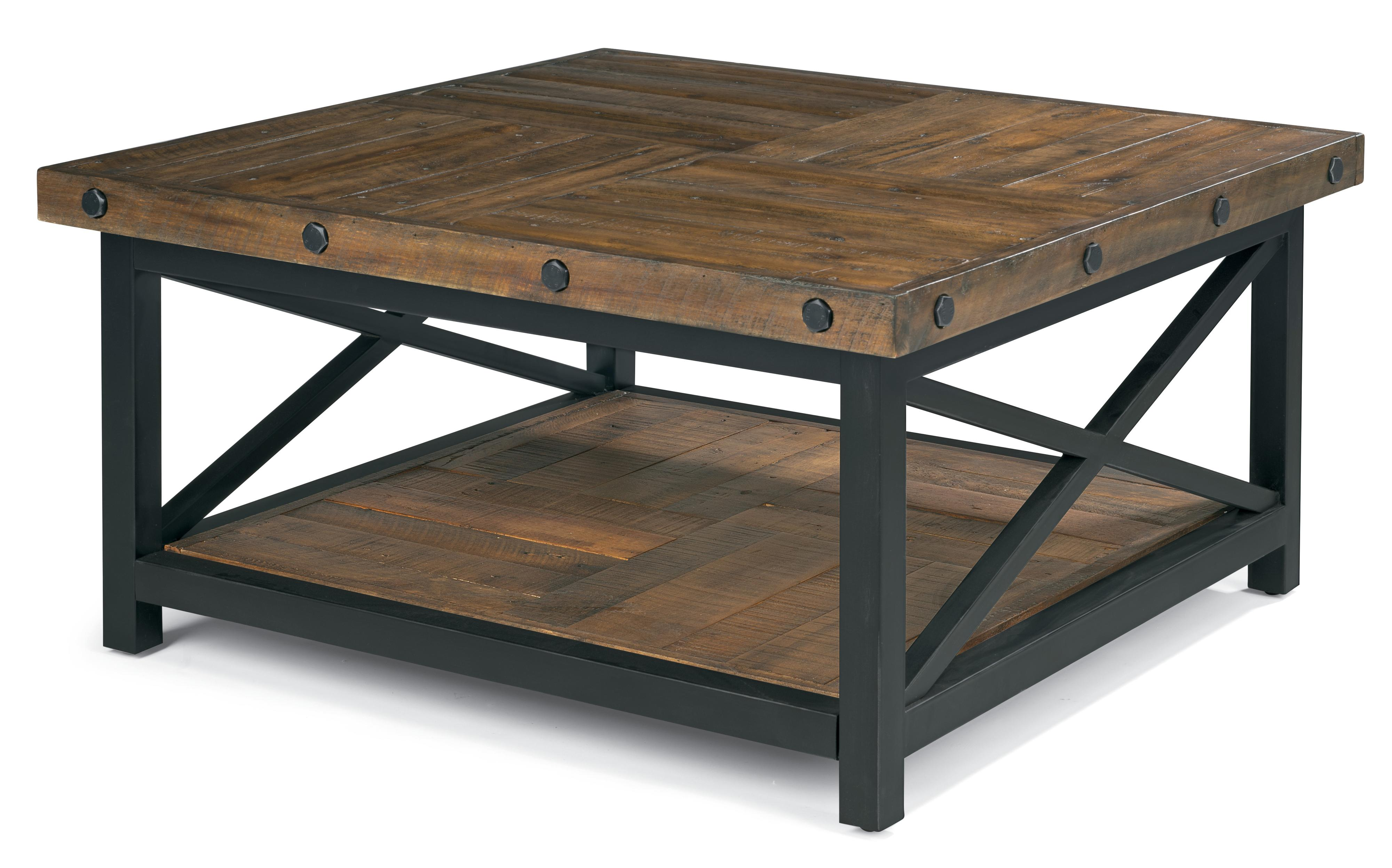 hammermill cocktail table