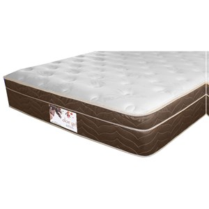 Golden Mattress Company Gel Cool Aloe Euro Top King