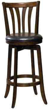 Hillsdale Wood Stools 30 Bar Height Savana Swivel Bar Stool Wayside Furniture Bar Stools