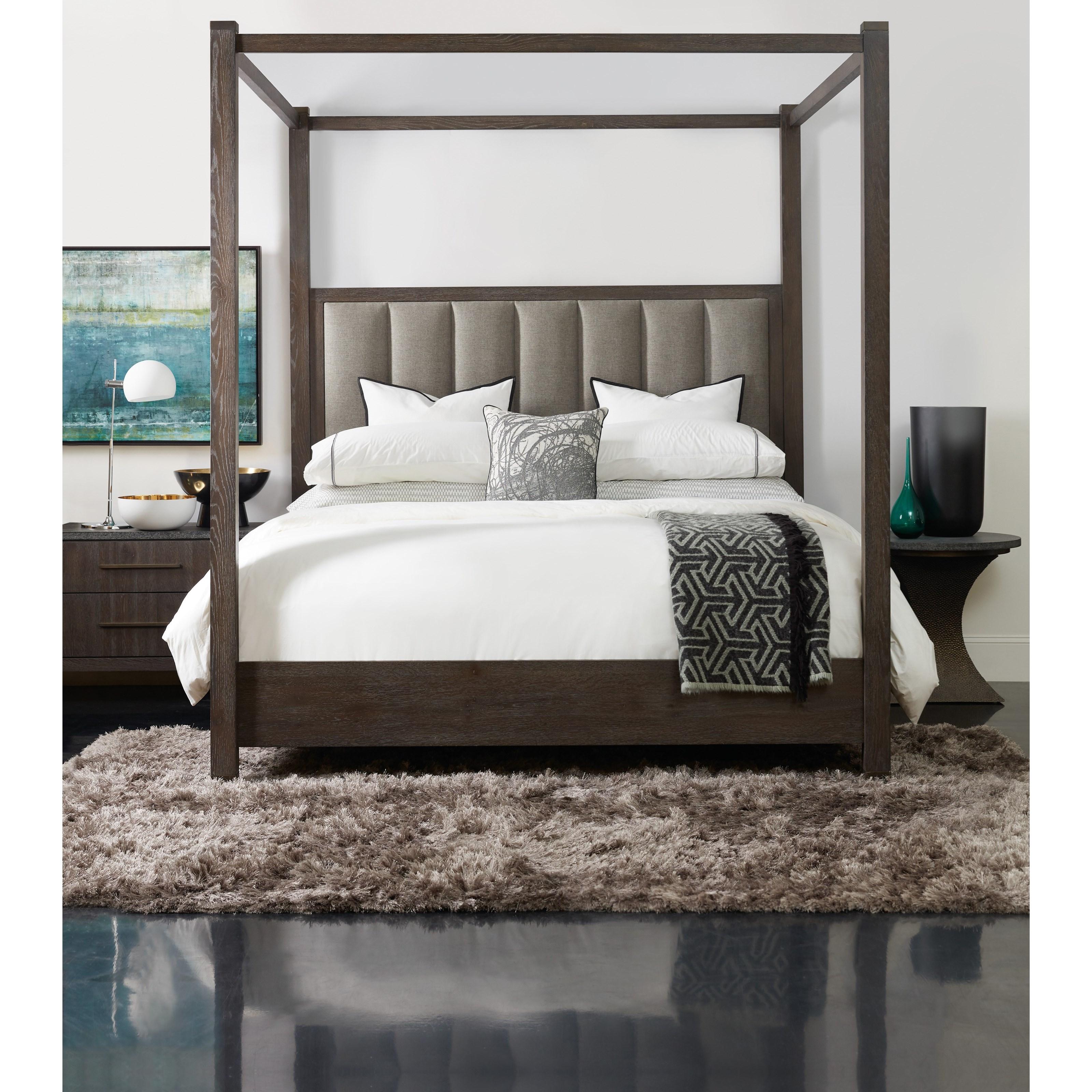 Miramar Aventura Jackson California King Poster Bed With