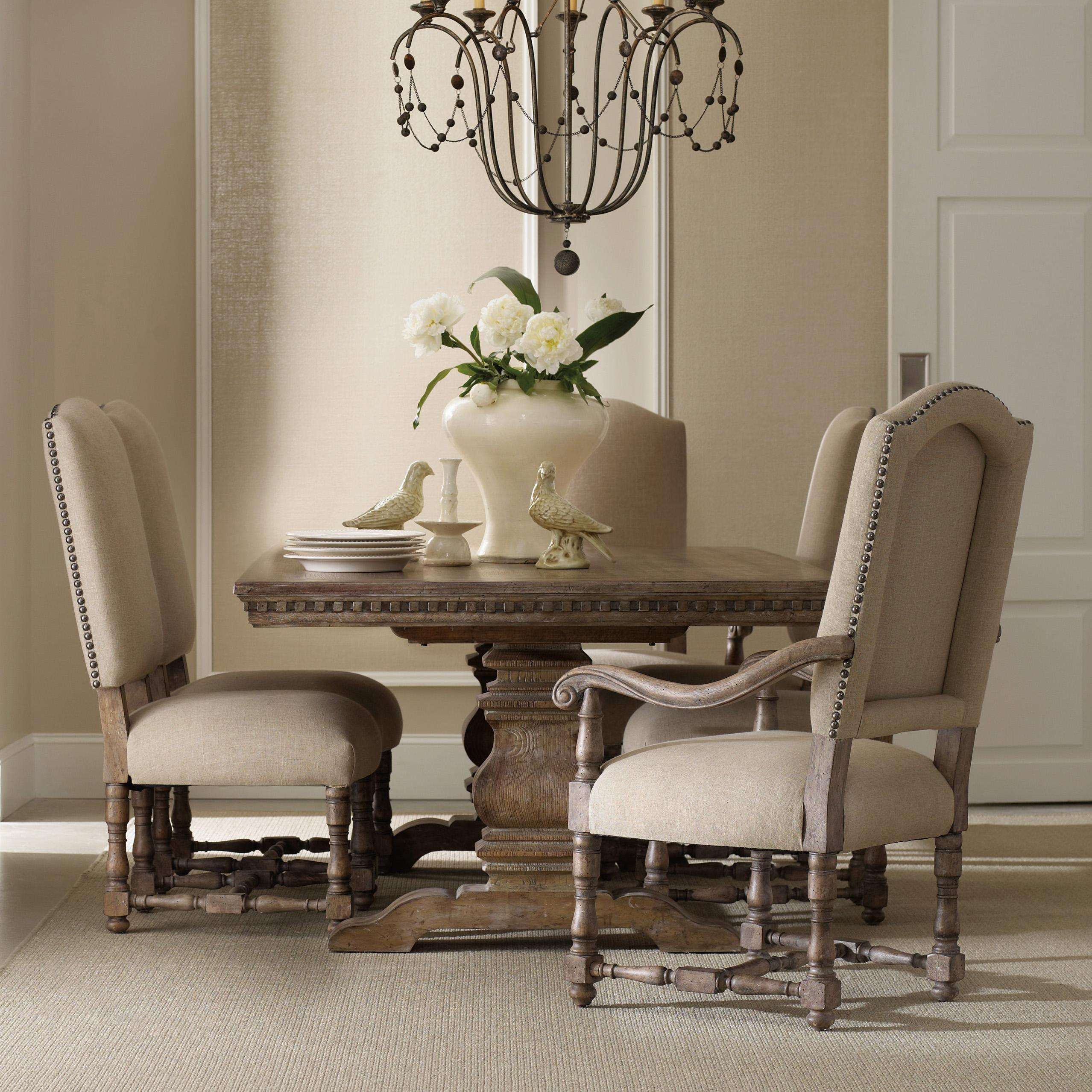 Round Table Formal Dining Room Sets