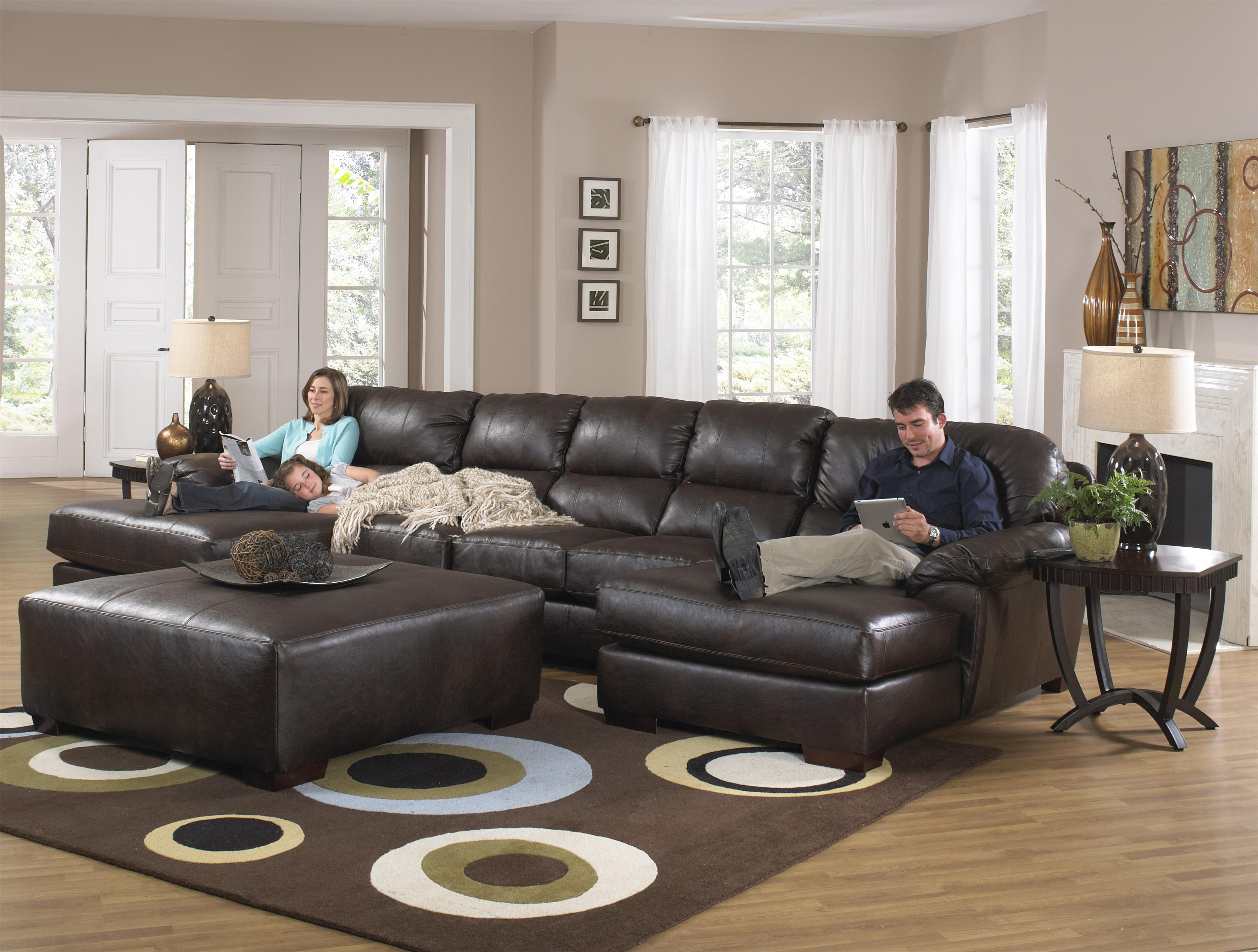 lawson 3 piece sectional