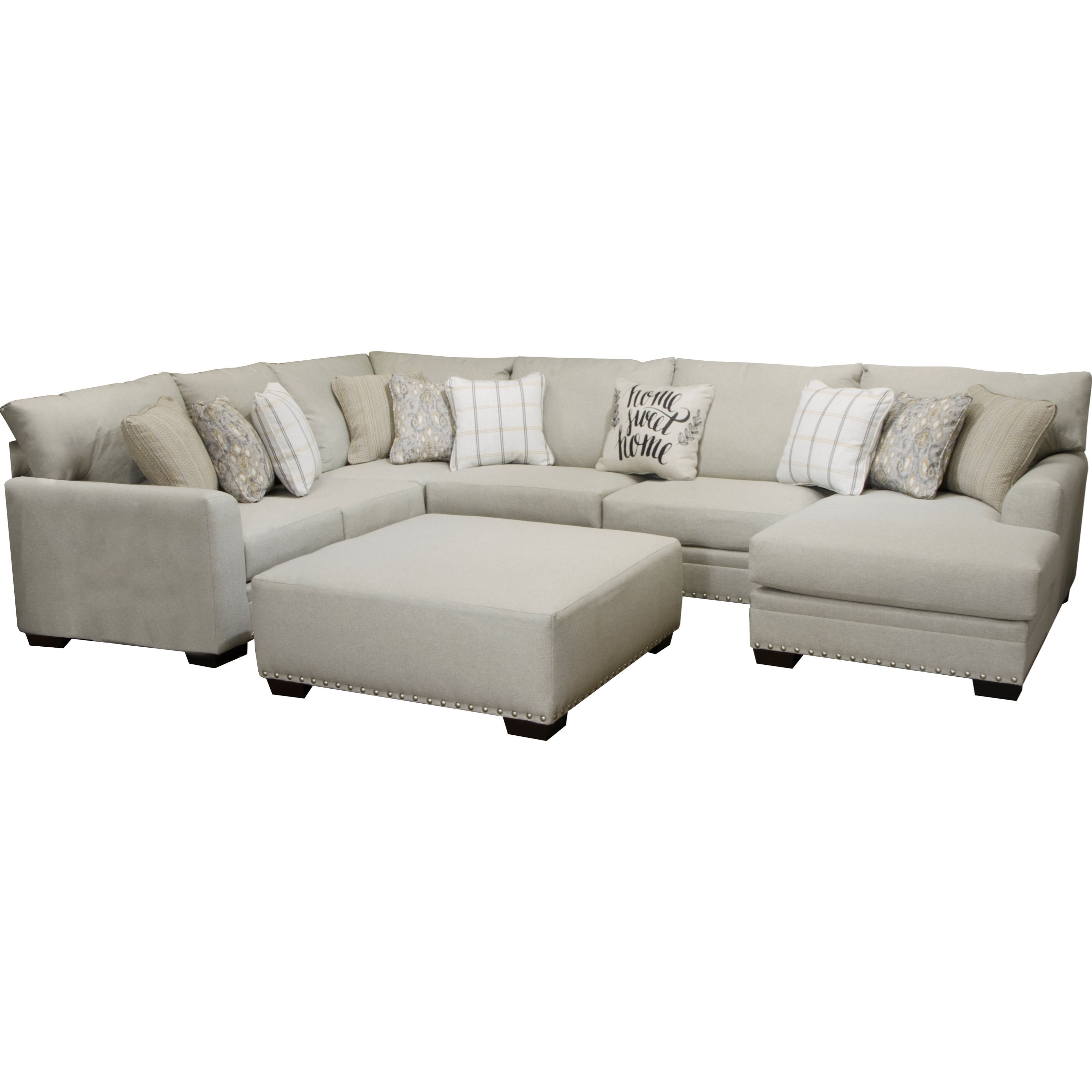 middleton 3 piece sectional w chaise