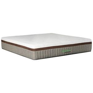 Kingsdown Comfort Smart Series 7 Full Cushion Firm Gel Memory Foam Mattress