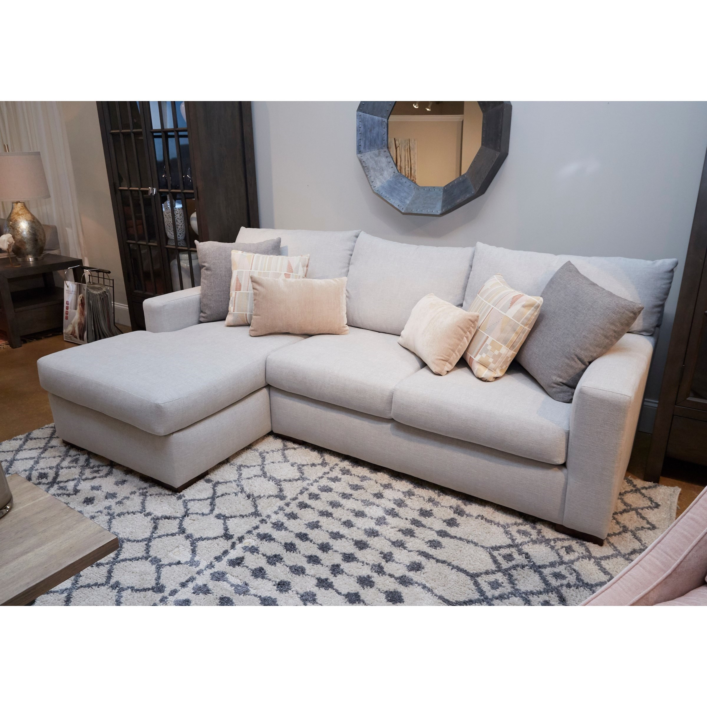 coley sectional sofa with chaise